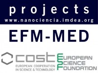"EMF-MED ""European network for innovative uses of EMFs in biomedical applications"""